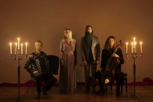Trygve Seim Rumi Songs - photo by Knut Bry